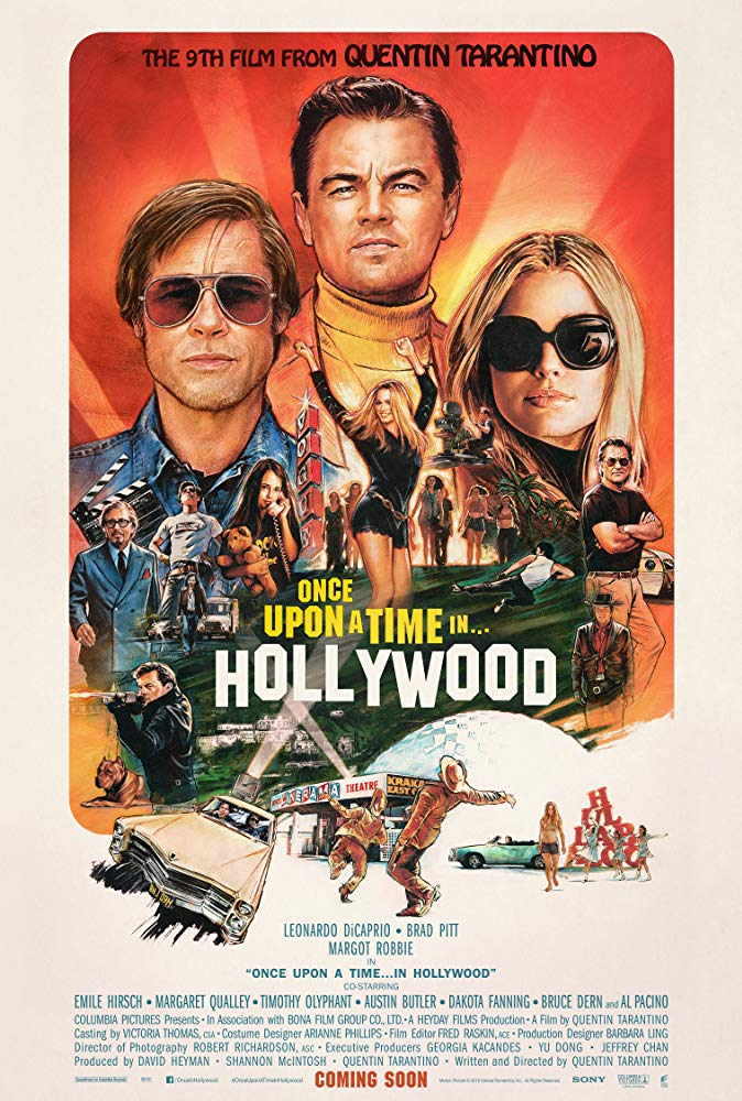 Oscar Series: Once Upon a Time... in Hollywood