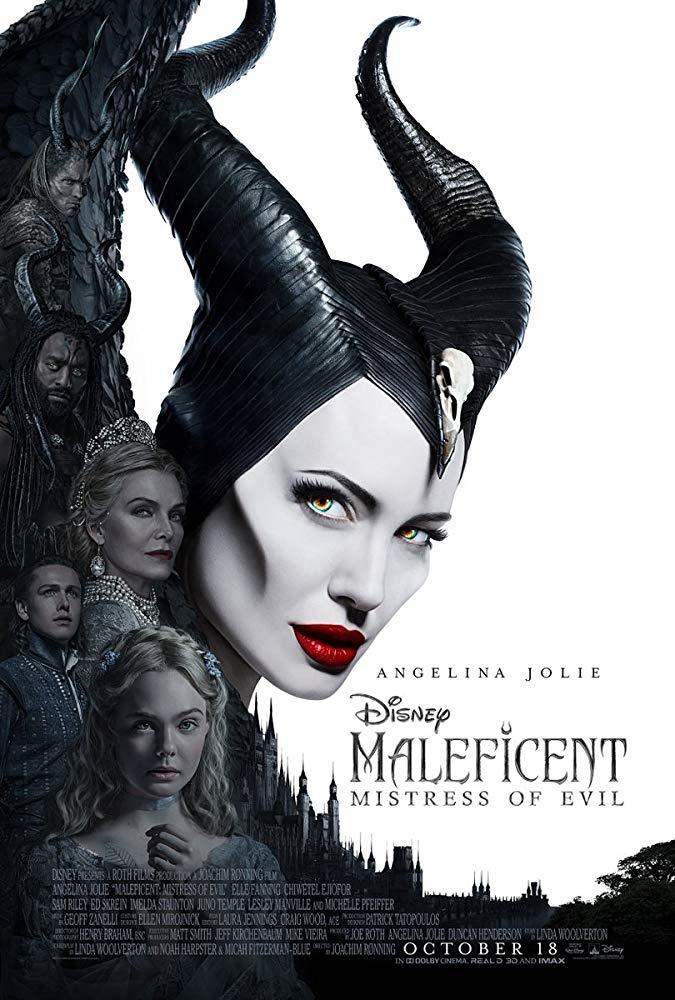 Oscar Series: Maleficent: Mistress of Evil