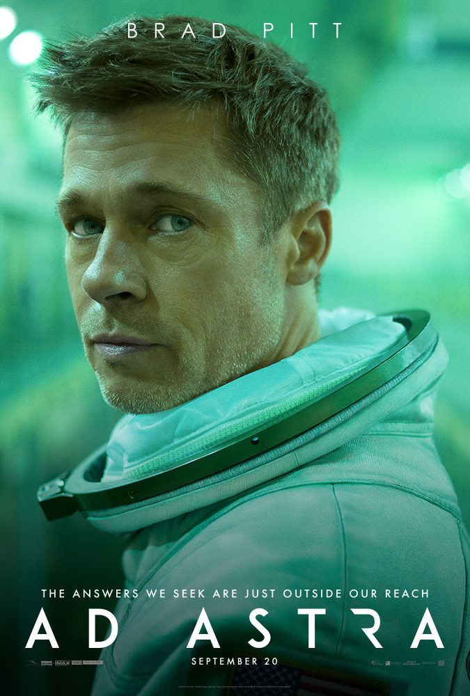 Rescheduled to Friday 2/7/2020 Oscar Series: Ad Astra
