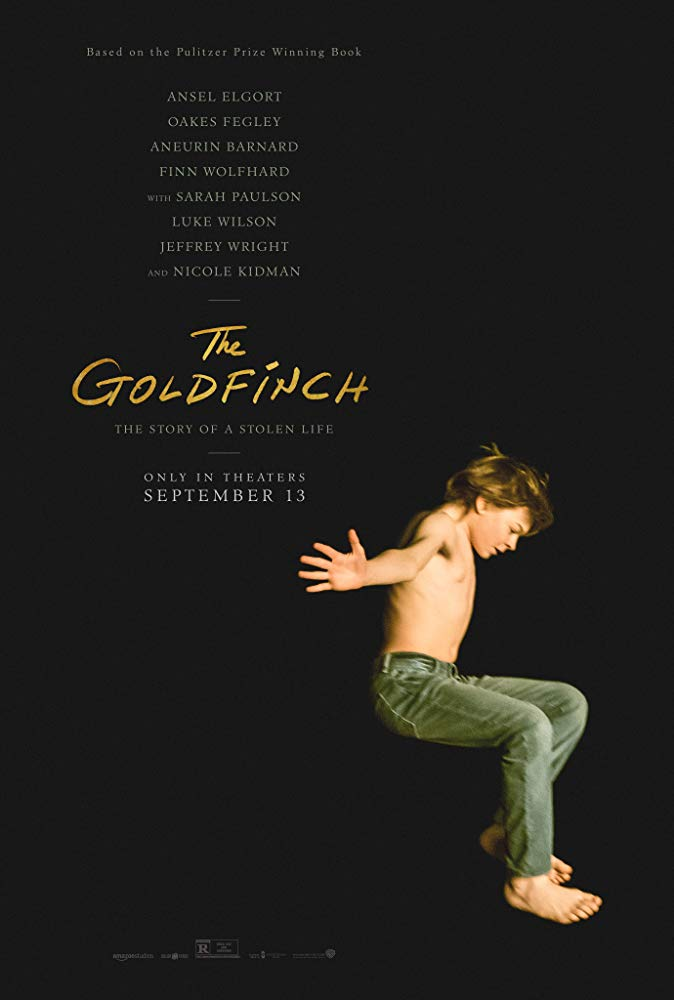 Tuesday Movies: The Goldfinch