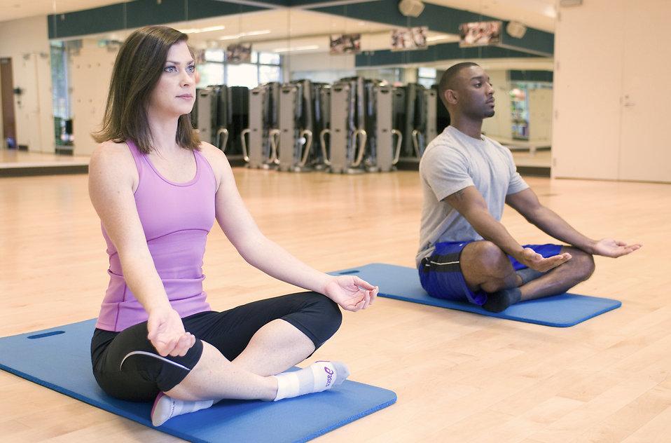 Canceled: Gentle Yoga and Meditation