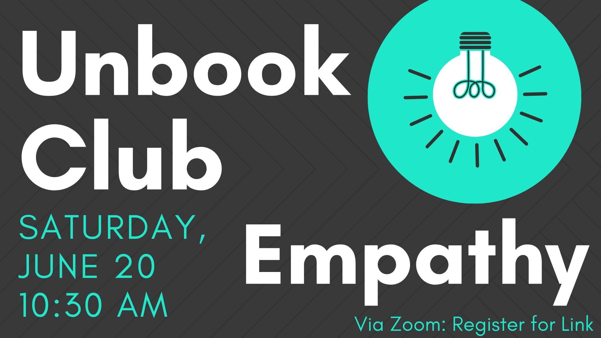 Unbook Club: Empathy
