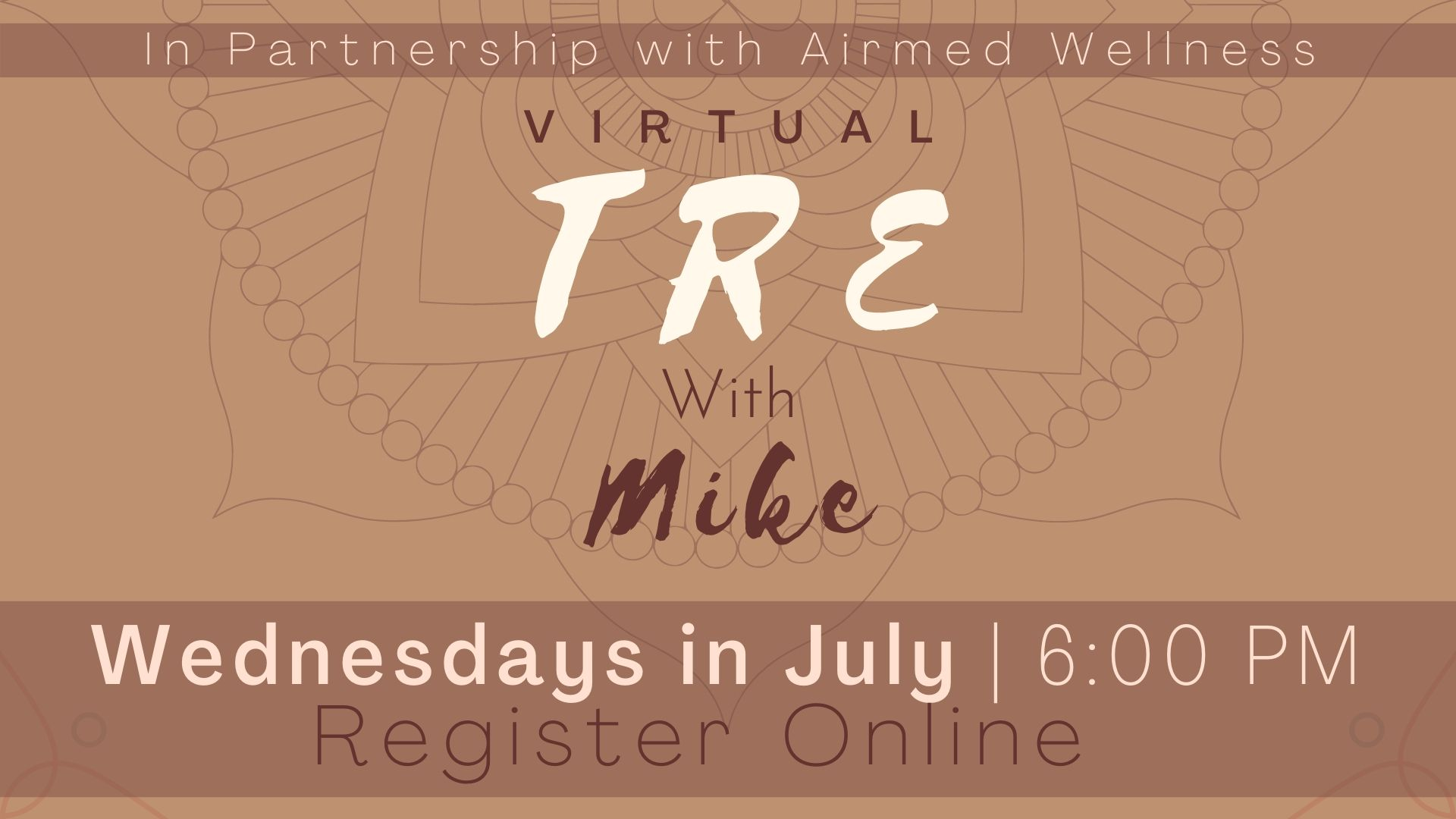TRE ® with Mike (Virtual Program)