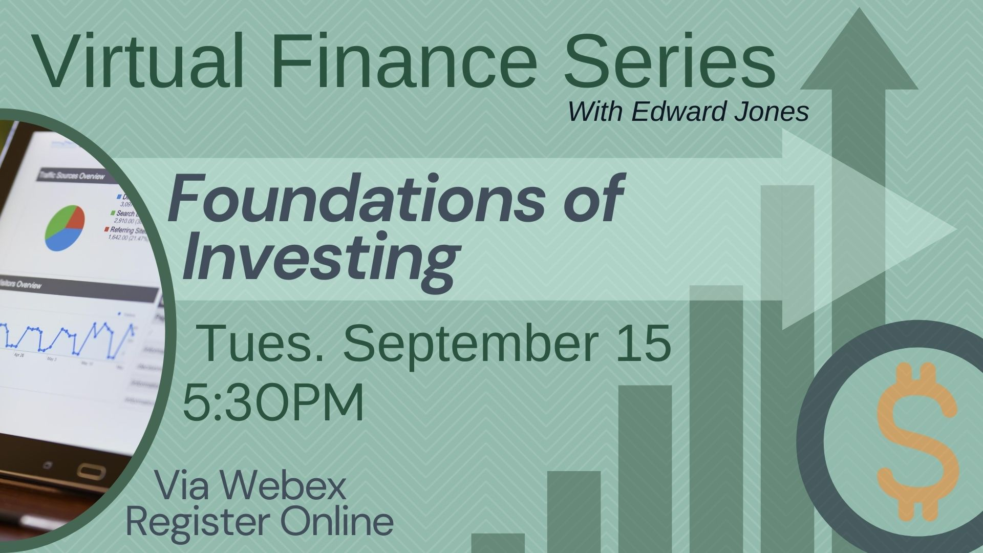 Virtual Finance Series: Foundations of Investing