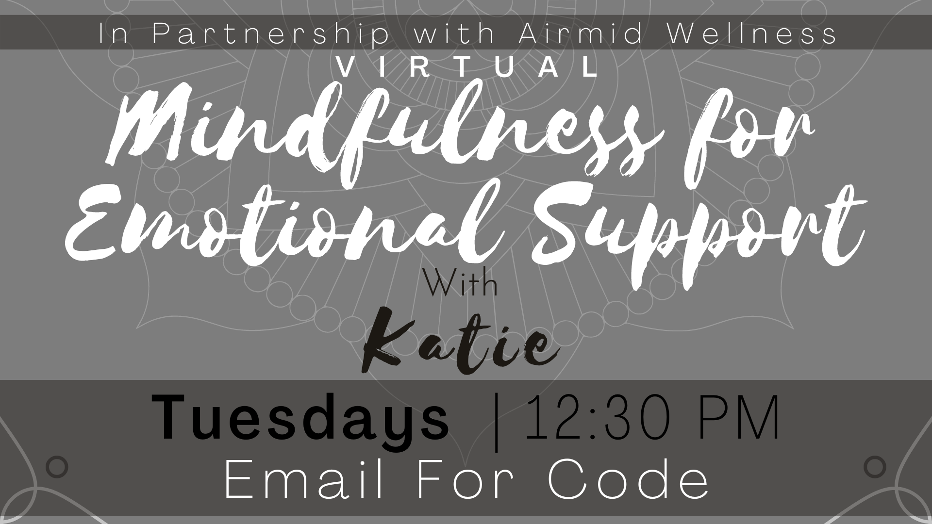 Mindfulness for Emotional Support with Katie