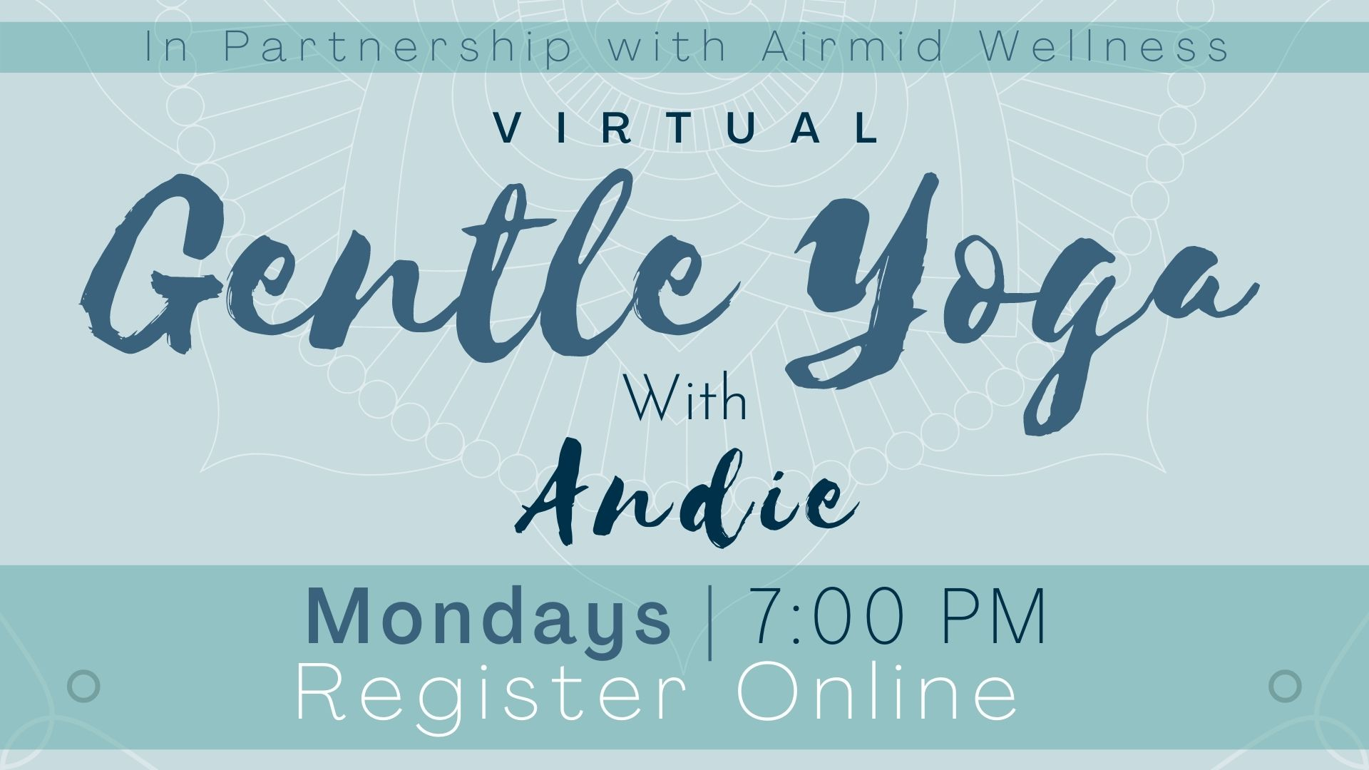 Gentle Yoga with Andie