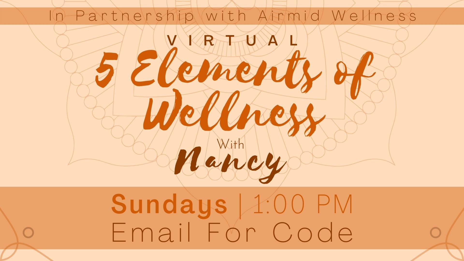5 Elements of Wellness for a Balanced Life with Nancy