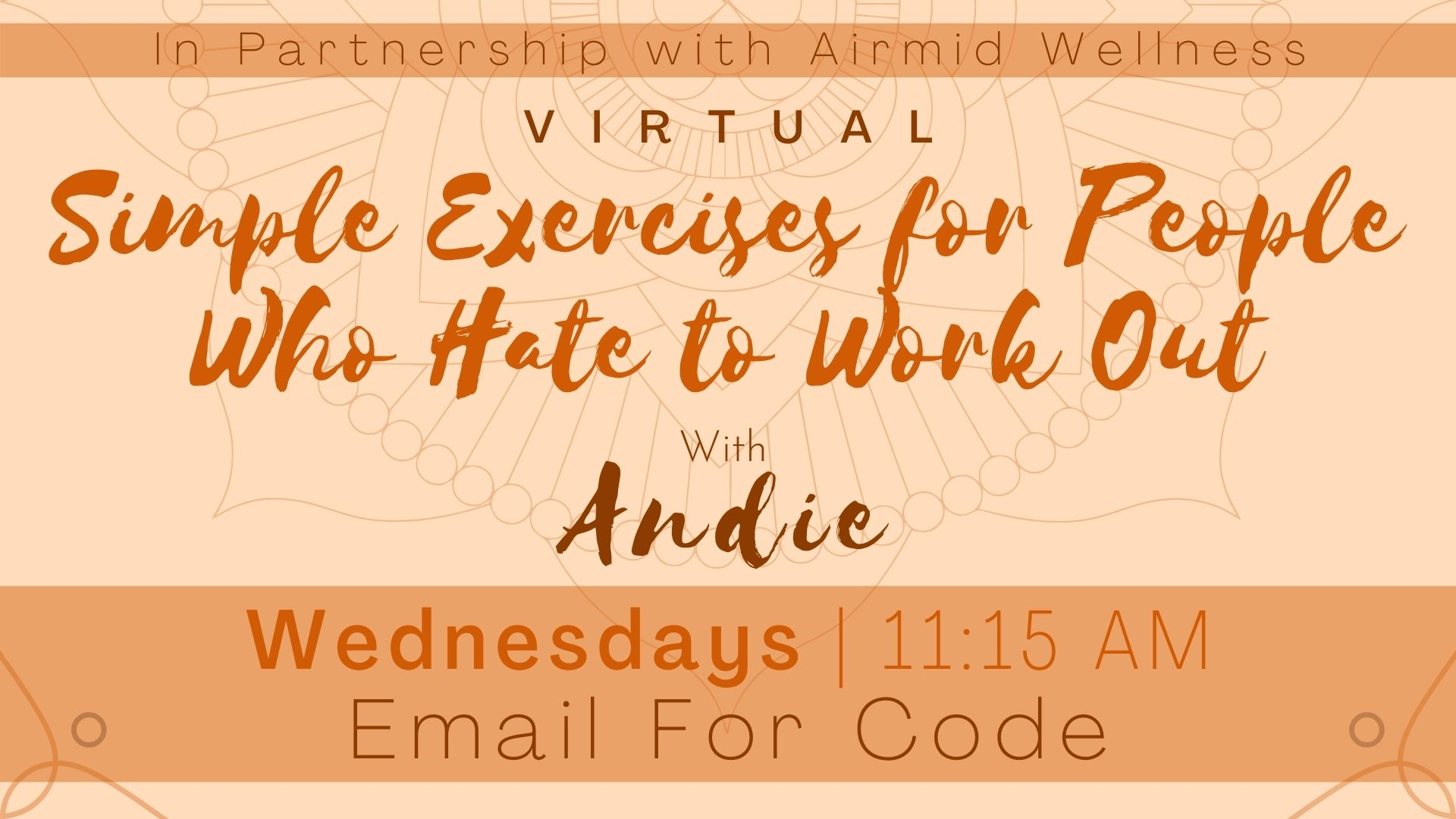 Simple Exercises for People Who Hate to Work Out with Andie