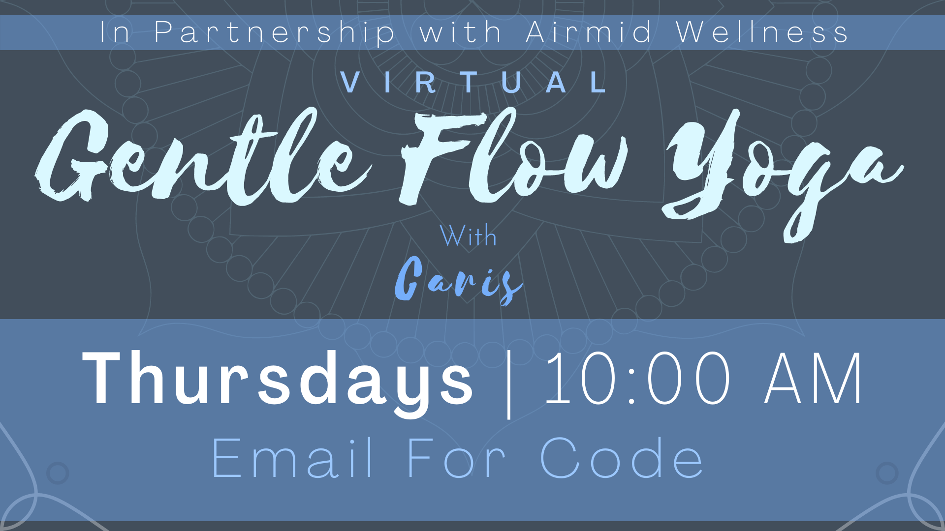 Gentle Flow Yoga to Release Emotions with Caris