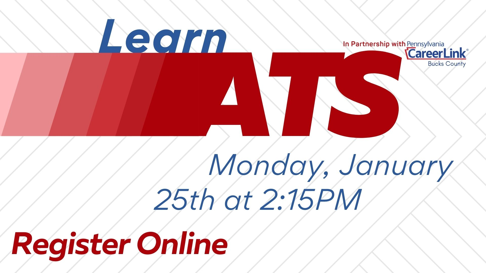 PA CareerLink: Learn ATS (Applicant Tracking System)