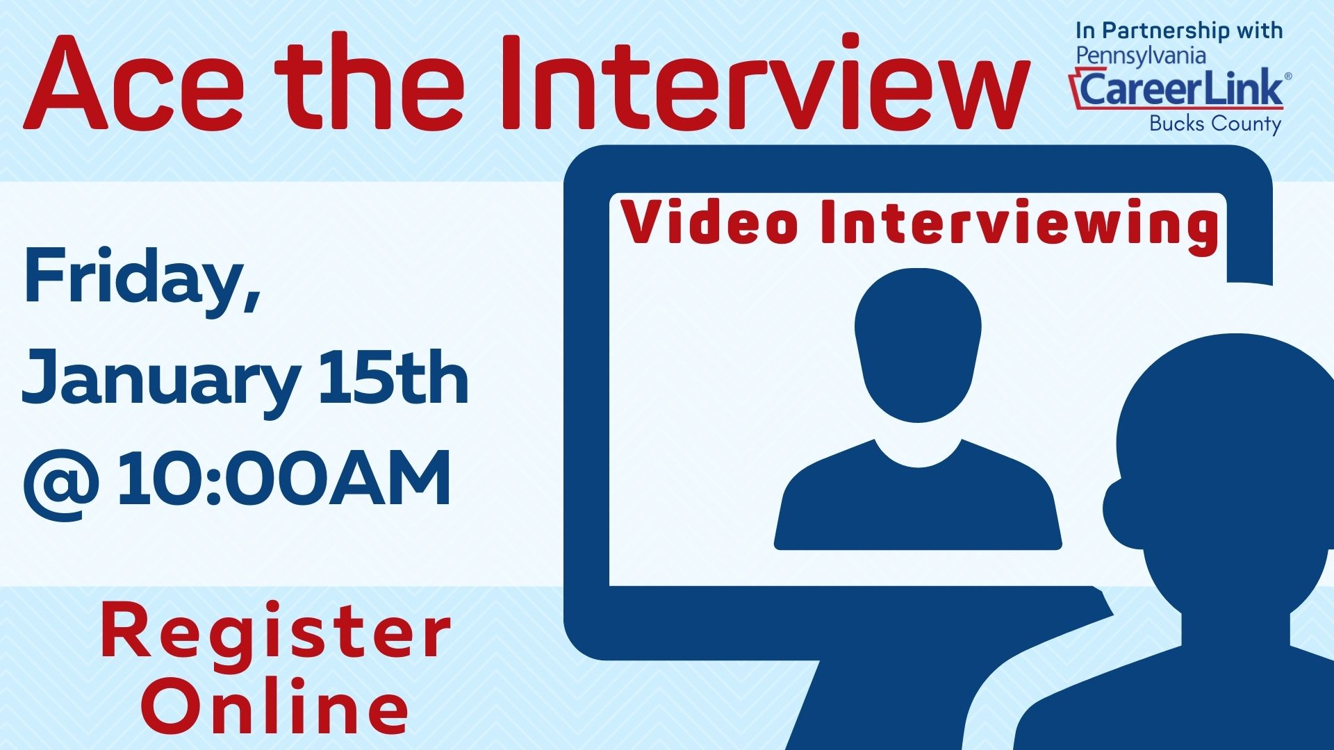 PA CareerLink: Ace the Interview