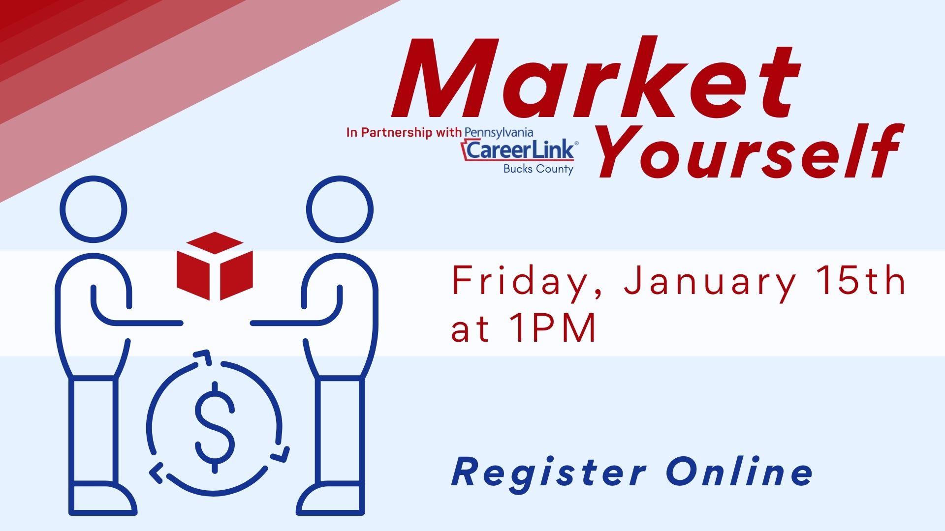 PA CareerLink: Market Yourself