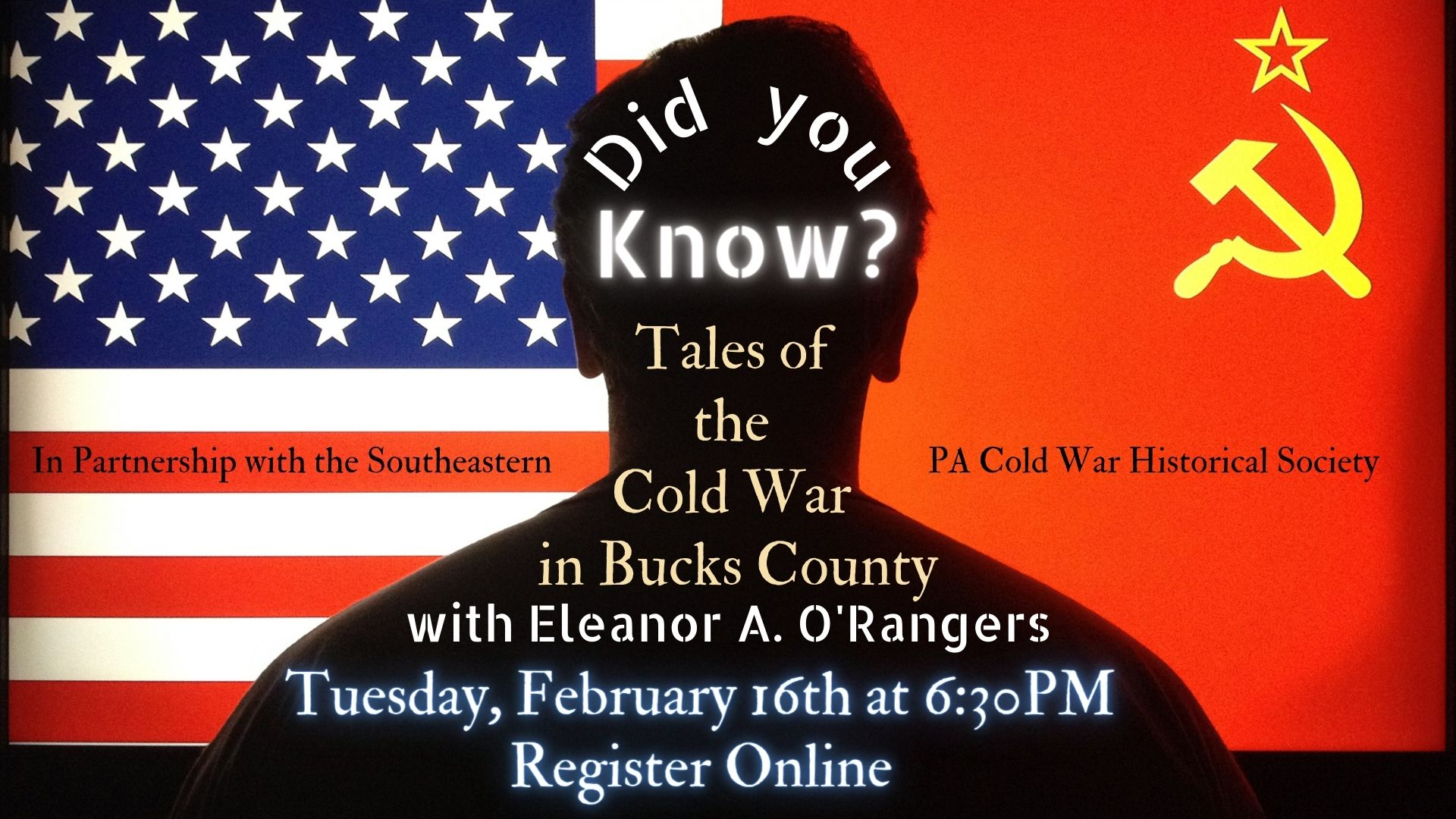 Did You Know?  The Cold War in Bucks County