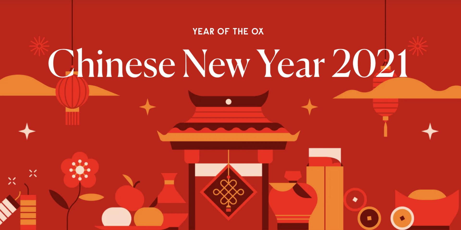 Virtual February Storytime- Chinese New Year