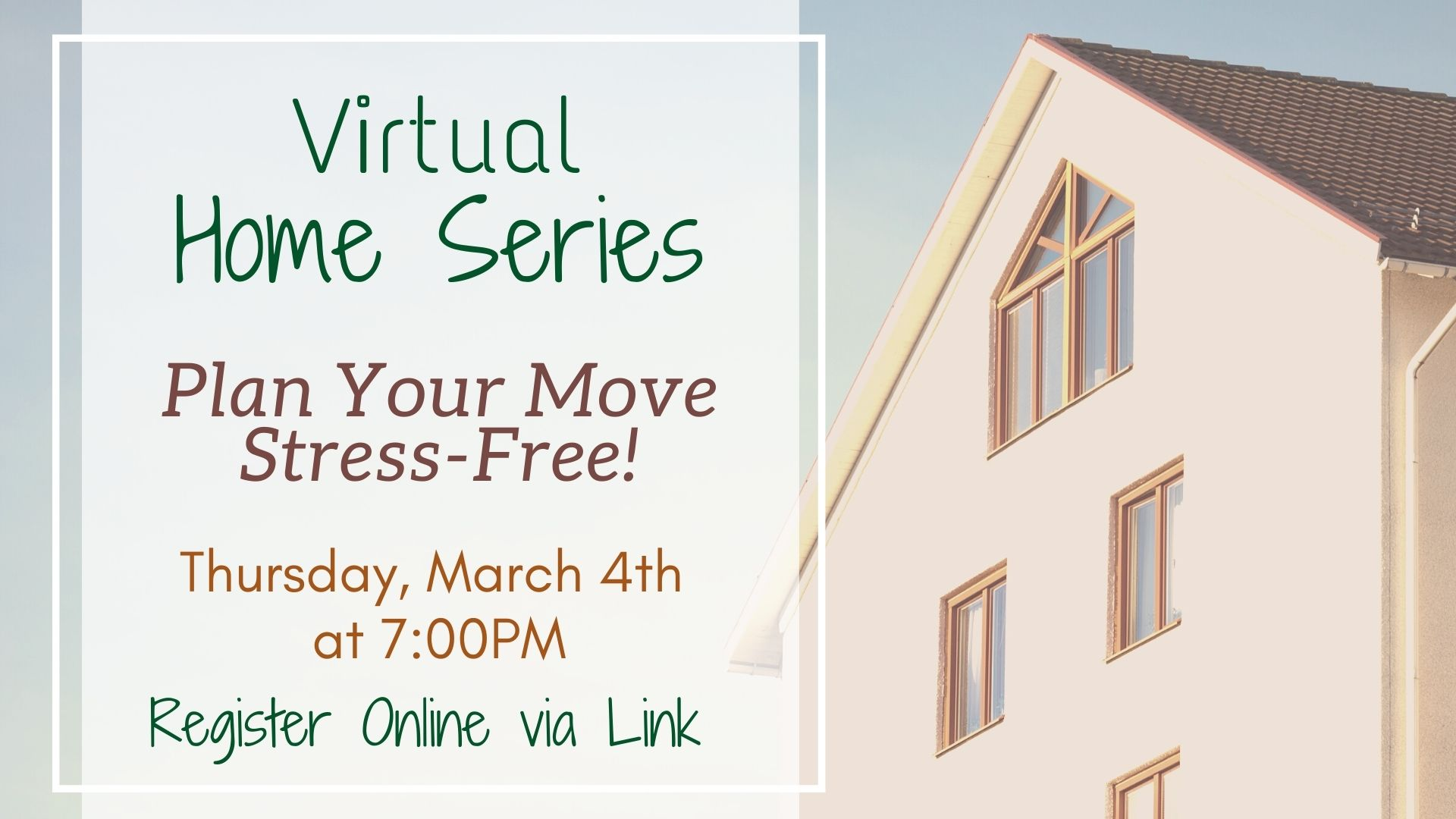Virtual Home Series: Plan Your Move, Stress-Free!