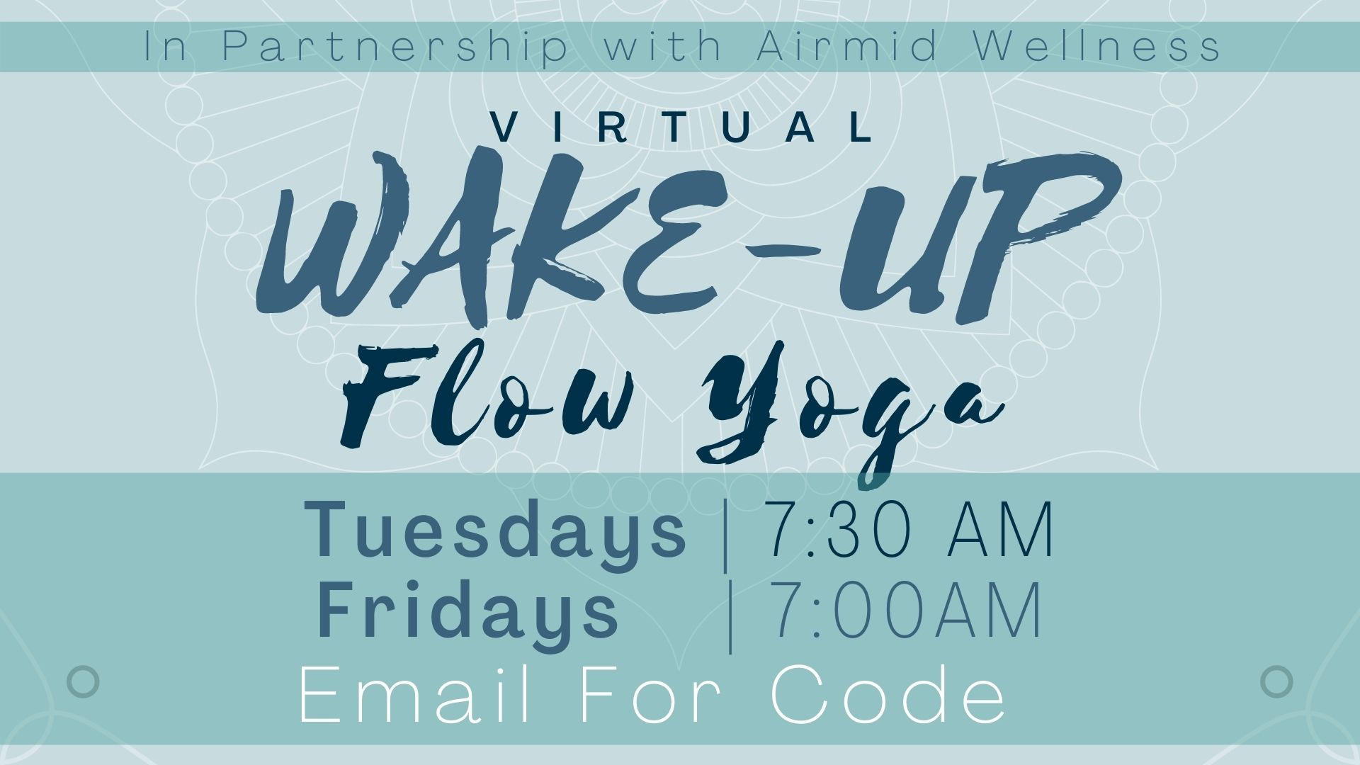 Wake-Up Flow Yoga