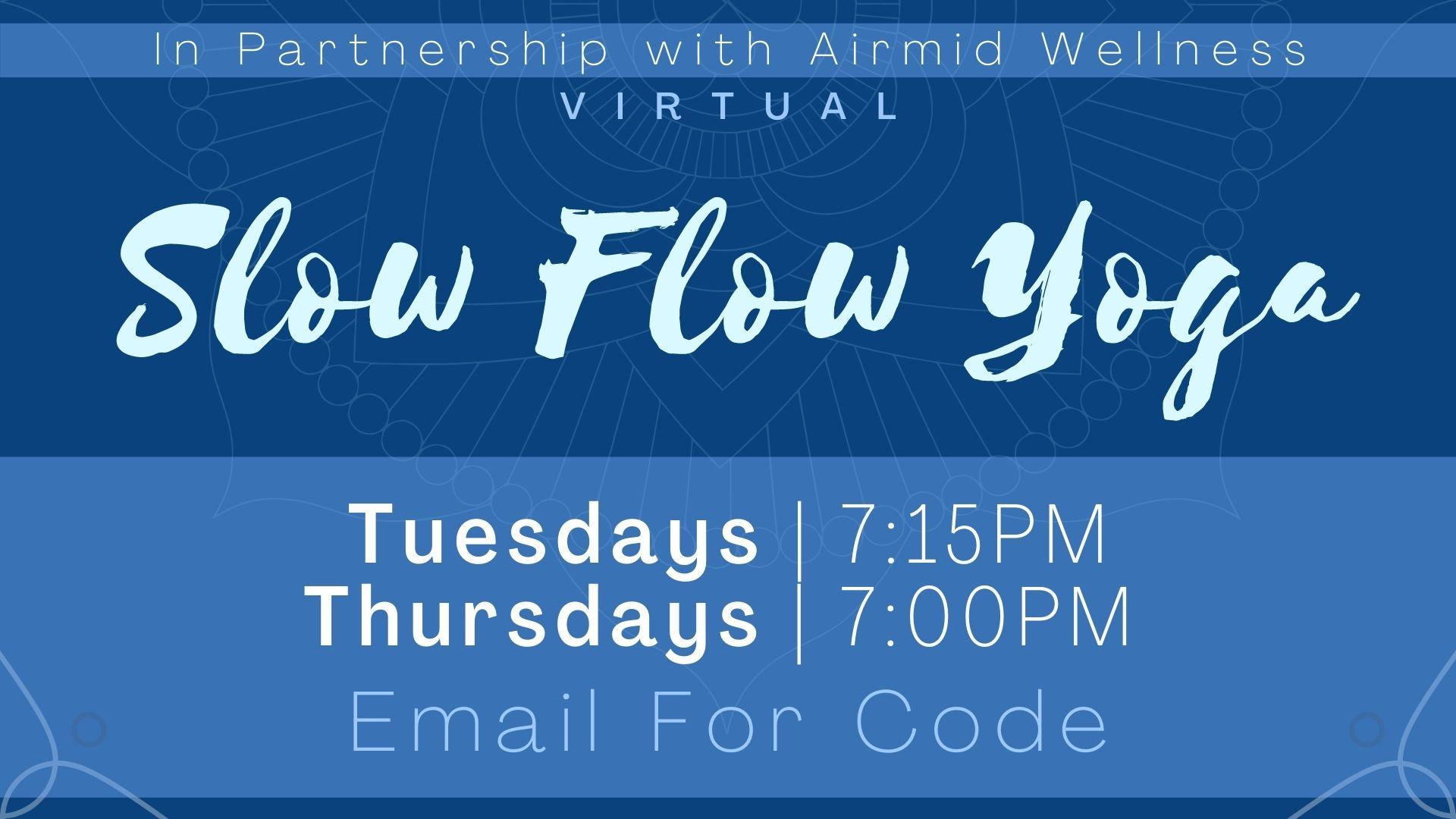 Slow Flow Intermediate Yoga