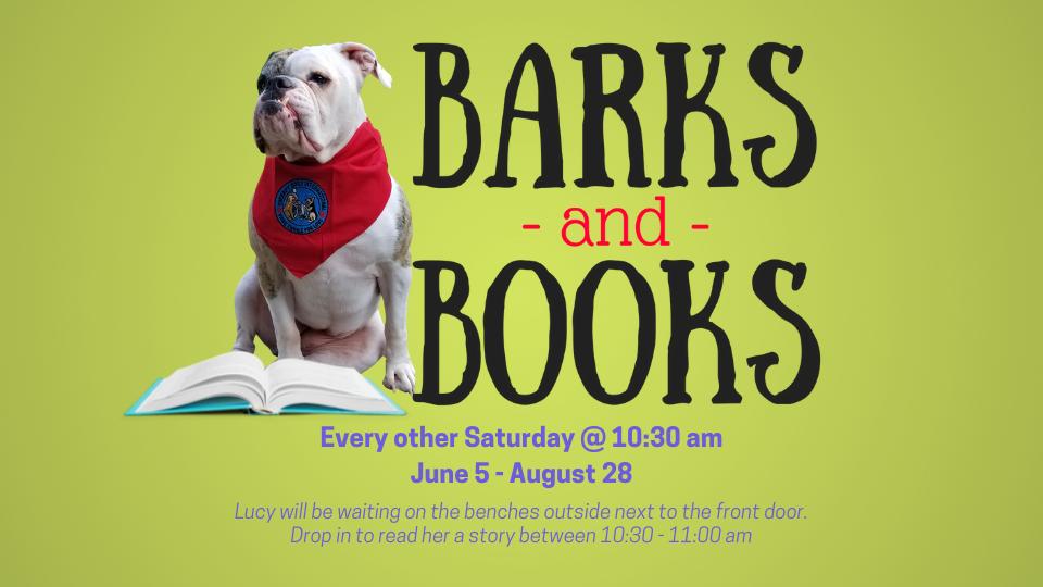 Barks & Books