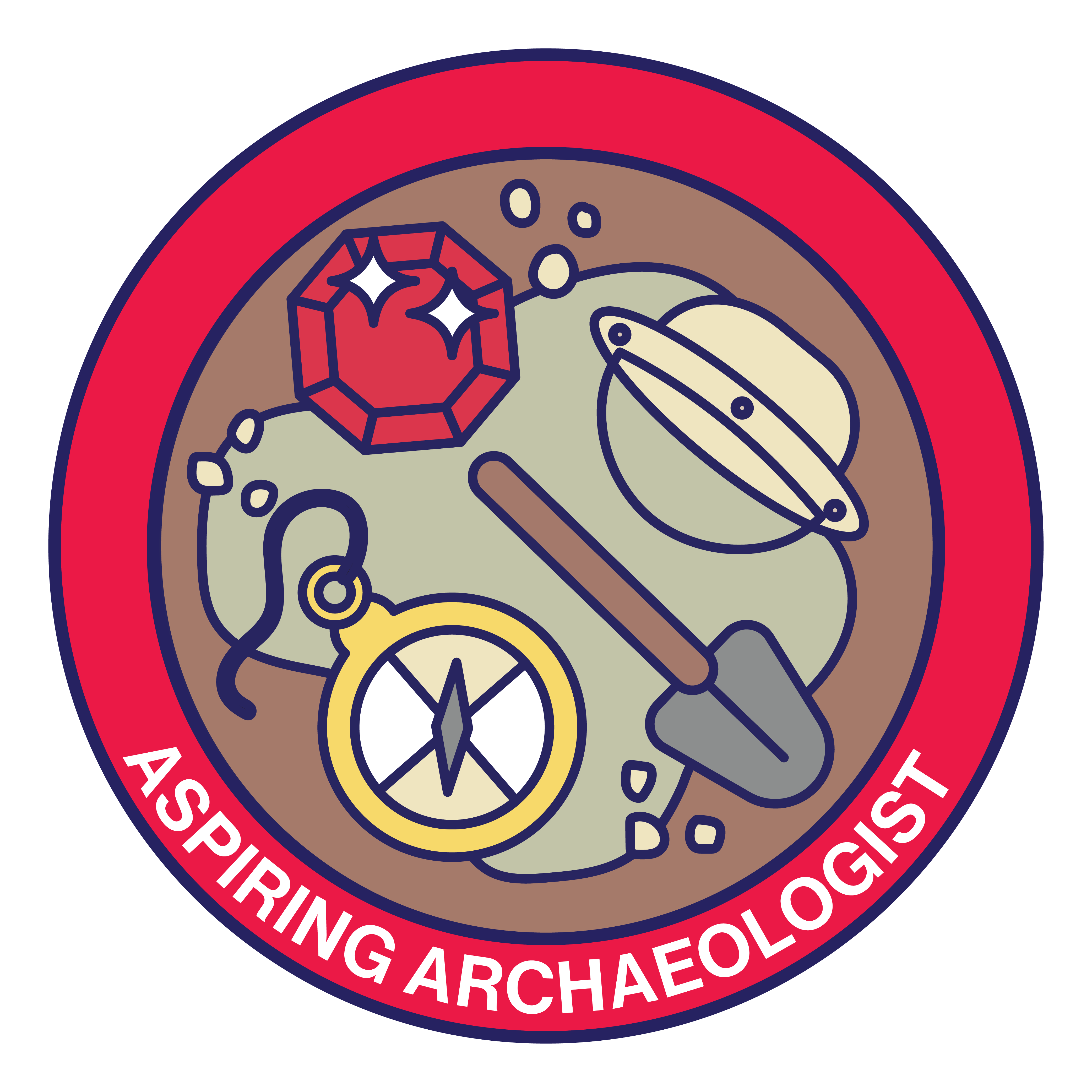 Summer Quest: Junior Archaeologist Field Training