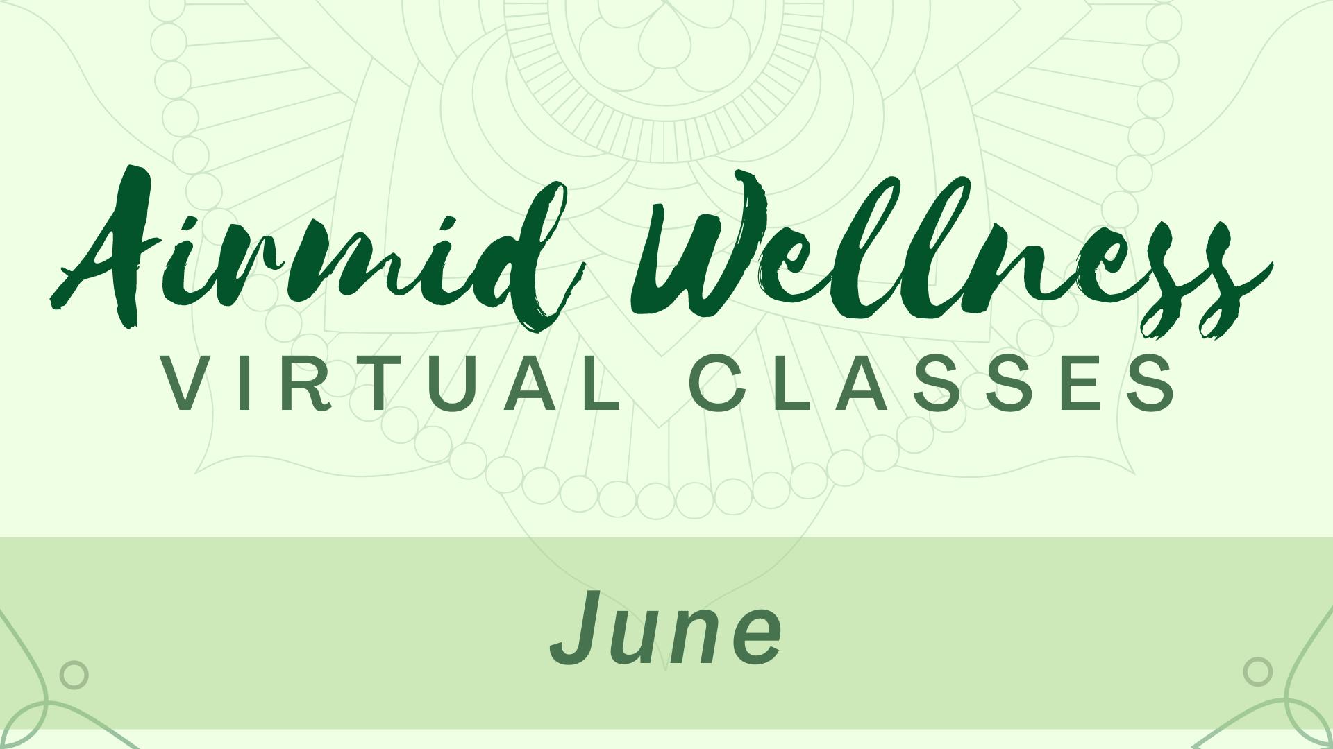 Airmid Wellness Classes