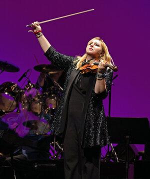 An Evening of Enchanting Violin Music featuring Claudia Pellegrini