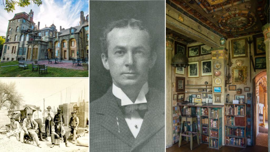 Henry Chapman Mercer: A Legacy Built in Concrete