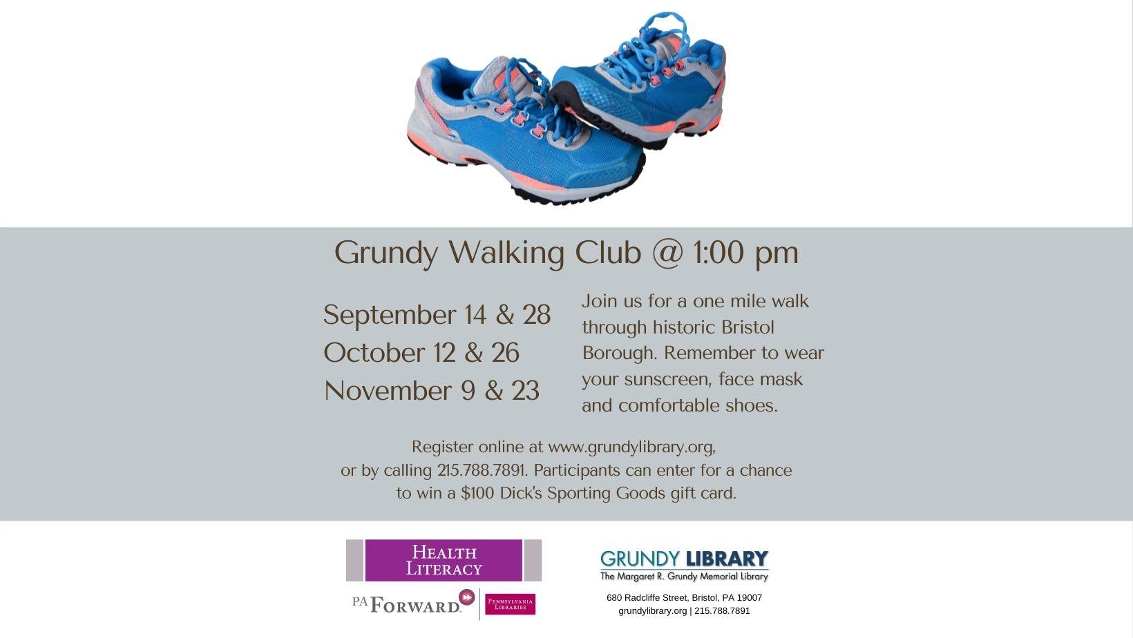 Grundy Walking Club