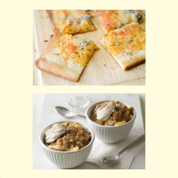 What's Cooking @ the Library:  Fall Flavors