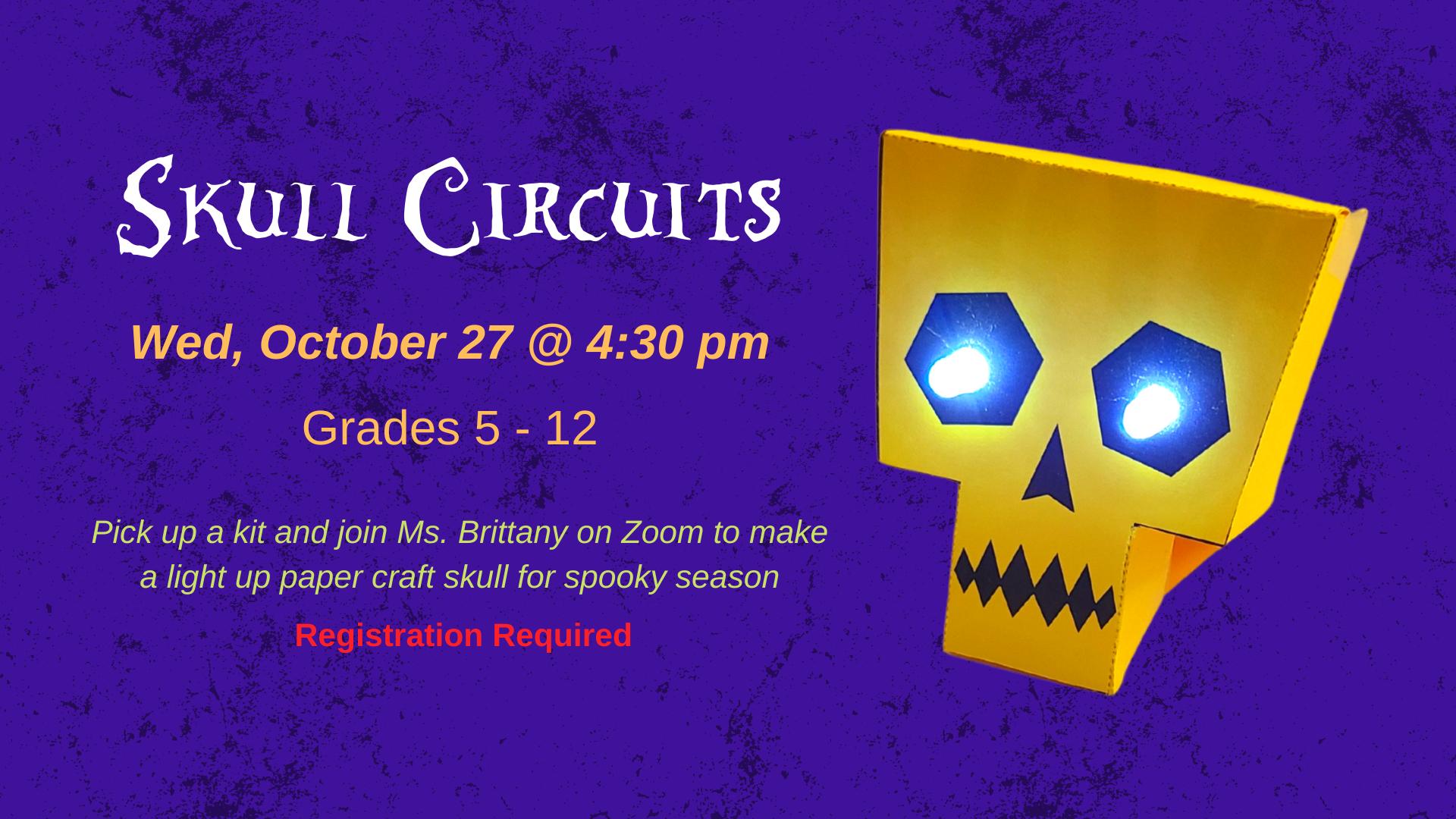 Skull Circuits