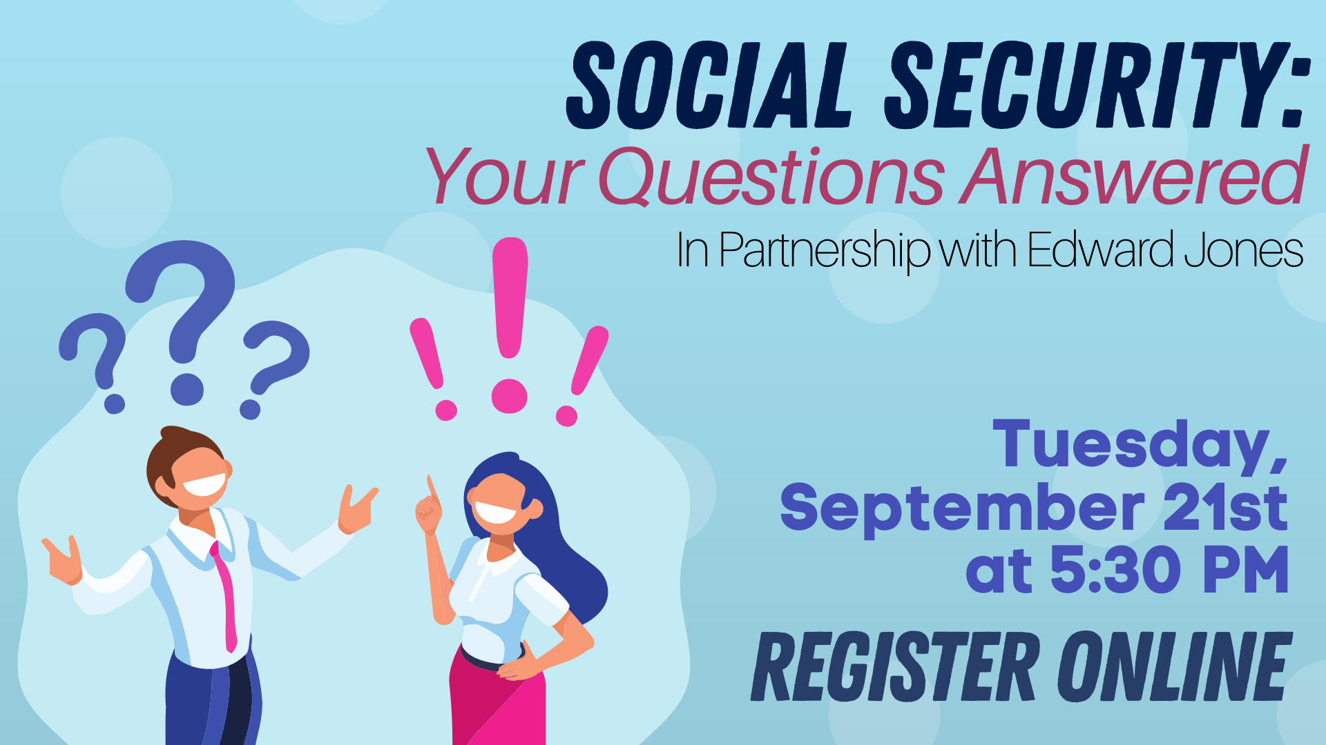 Social Security: Your Questions Answered