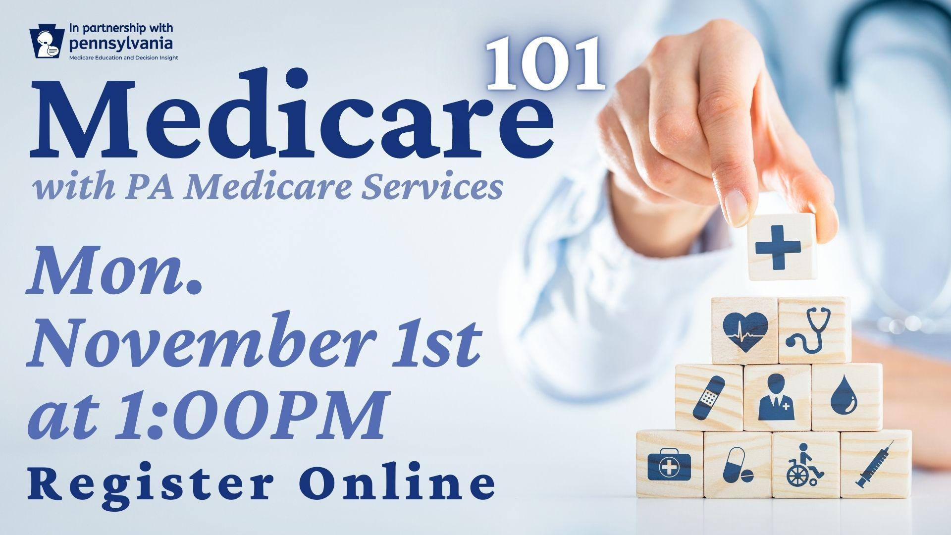 Virtual Medicare 101