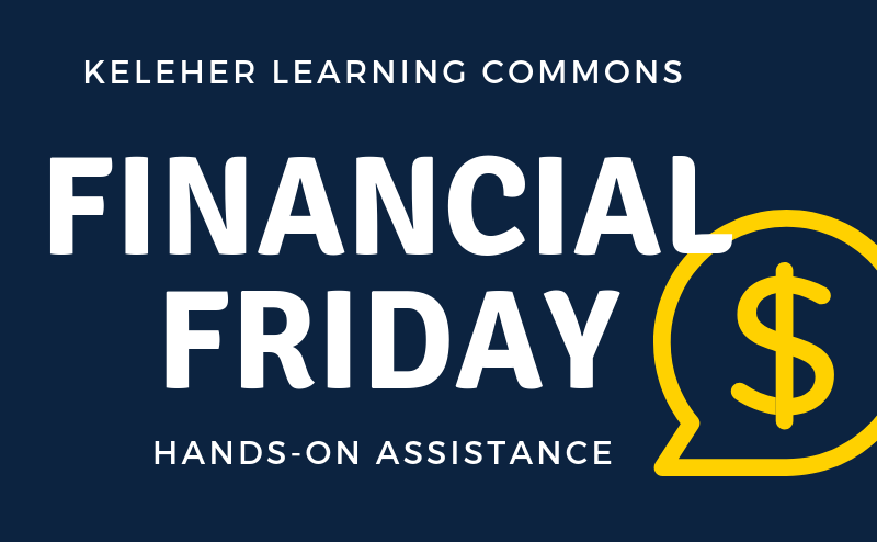 Financial Friday - FAFSA Overview