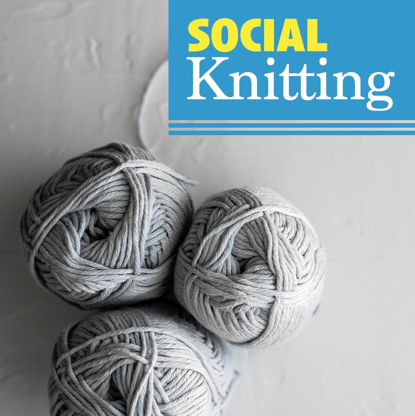 Social Knitting