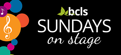 Sundays on Stage - Burlington Entertainers