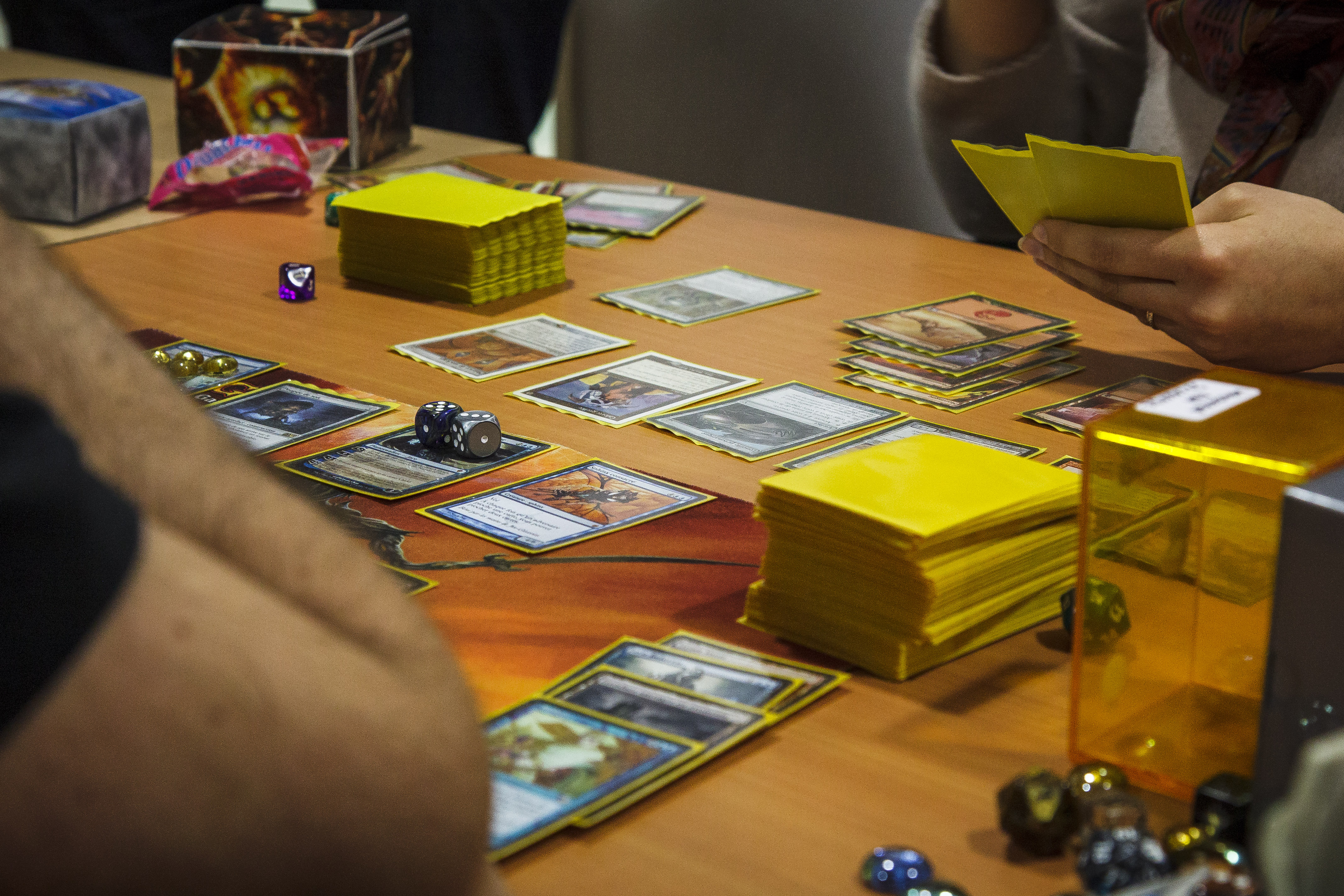Magic, The Gathering Trading Card Game