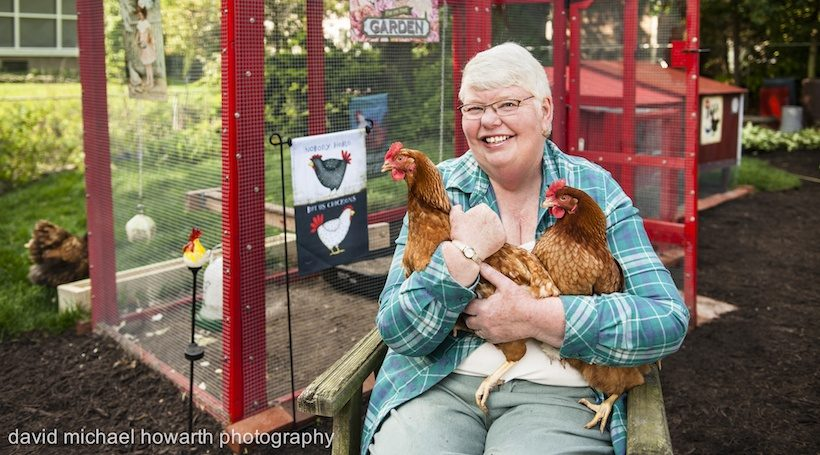 Scoop the Coop -- Raising Backyard Hens