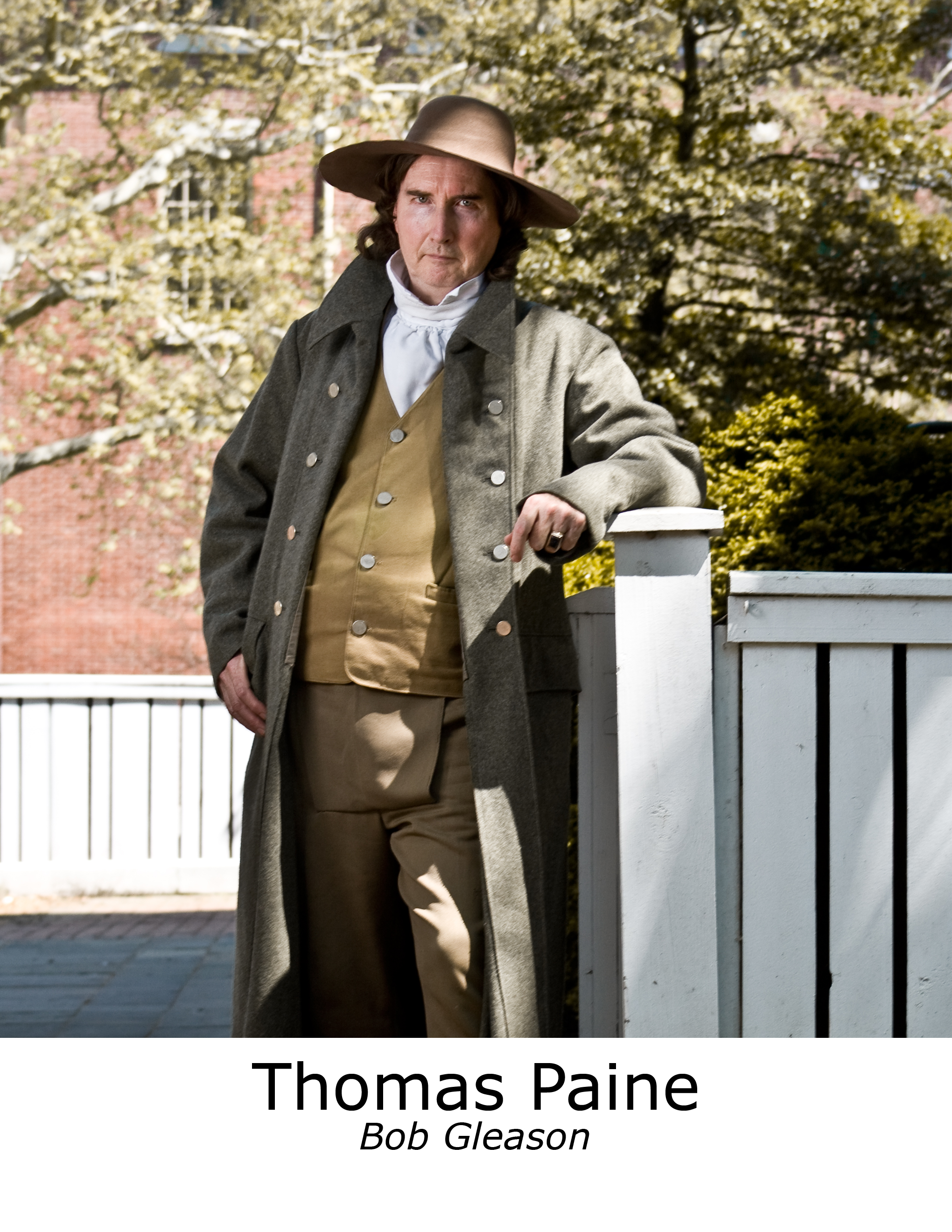 Thomas Paine Comes Home