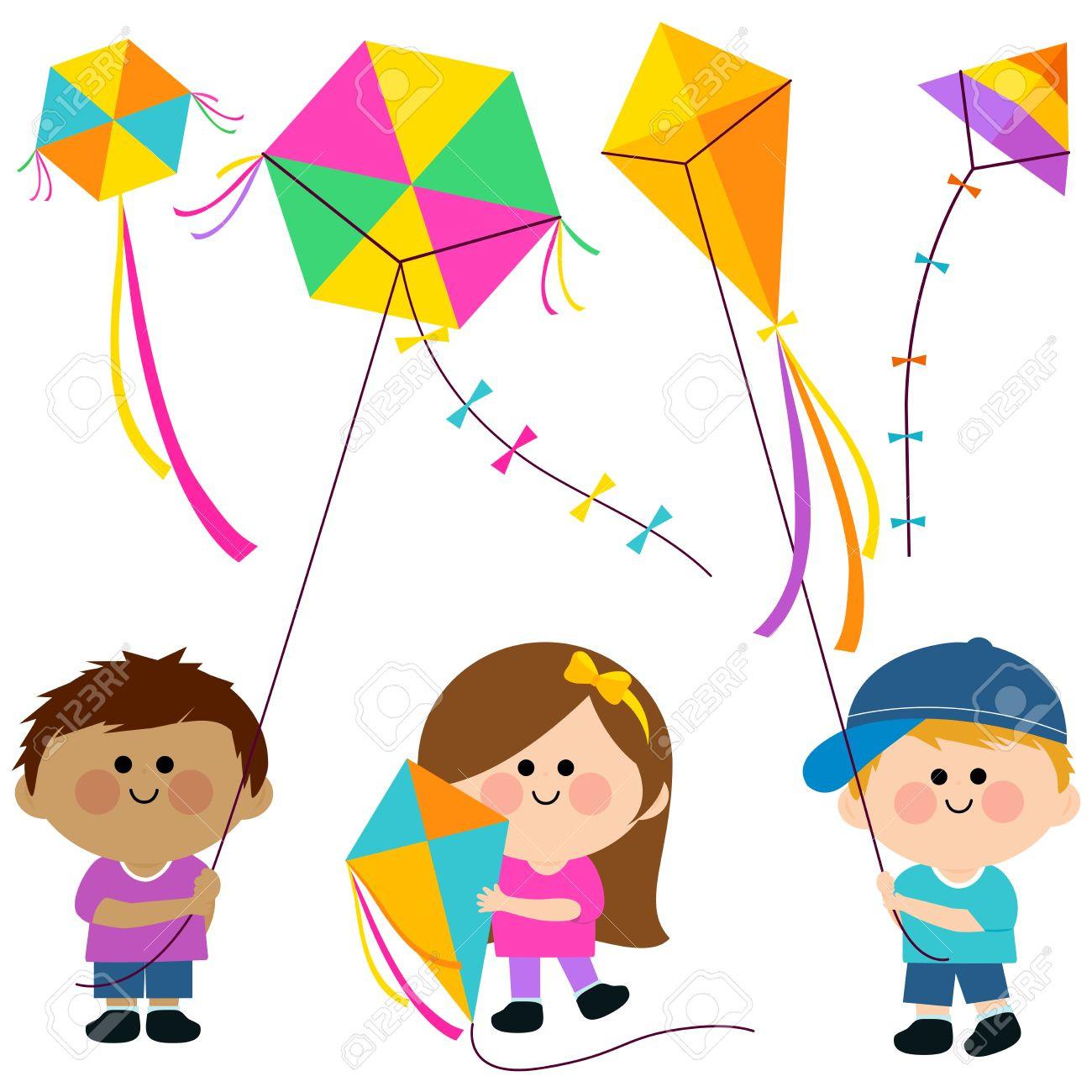 Fly A Kite Storytime