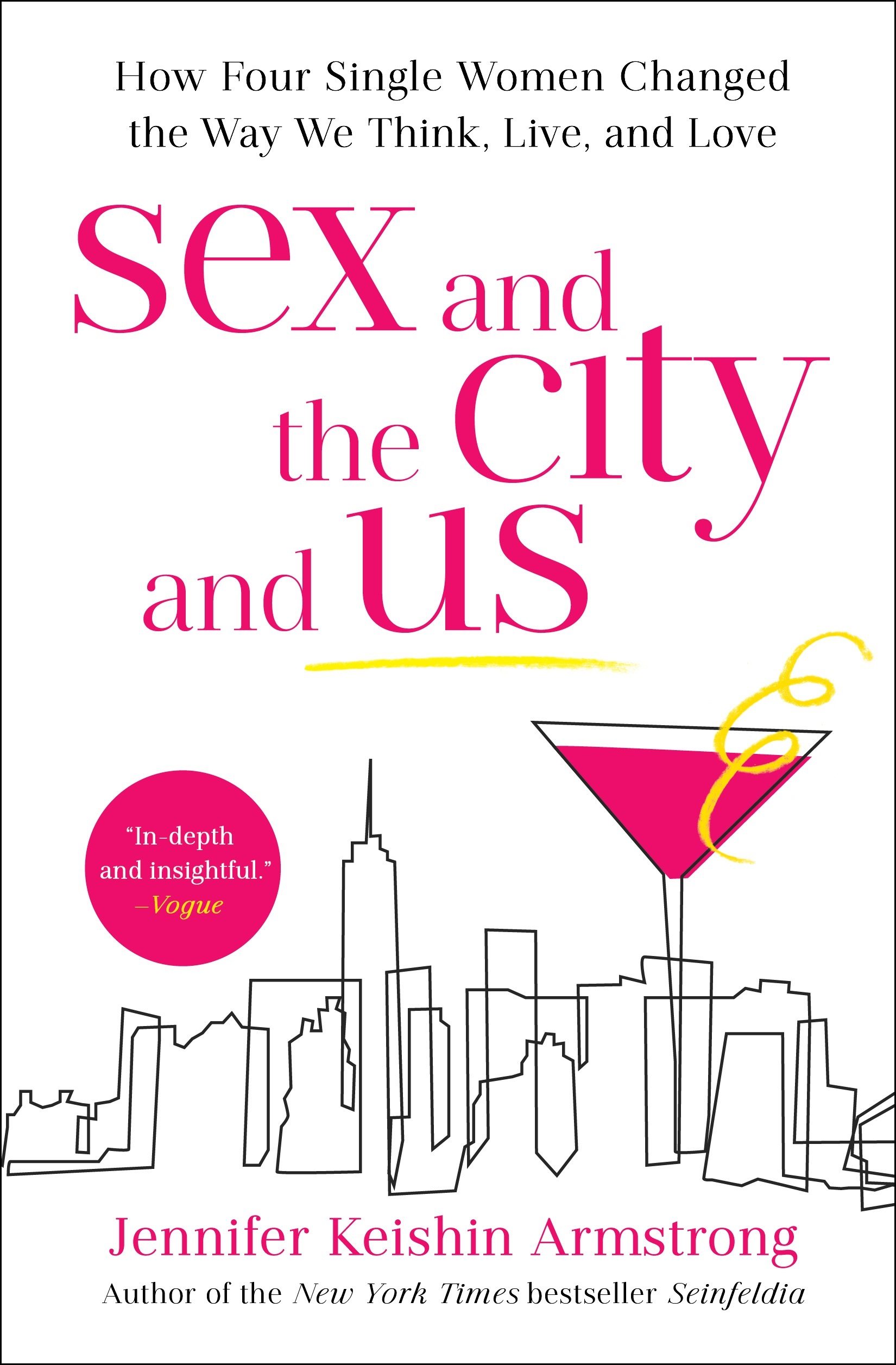 One Book, One Summer: Sex and the City and Us