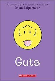 Book Raffle: Guts