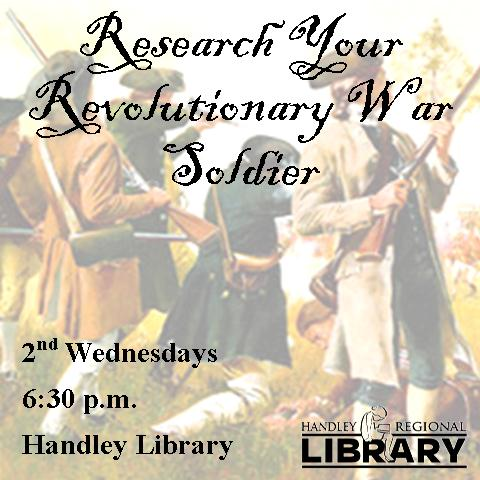 Research Your Revolutionary War Ancestor