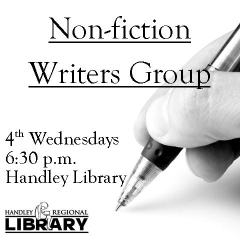 Non-Fiction Writer's Group