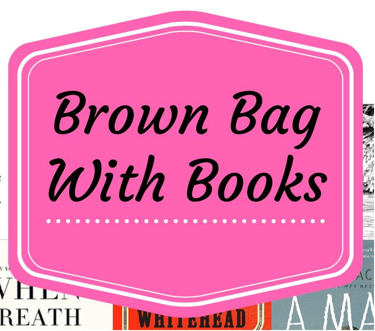 Brown Bag With Books!