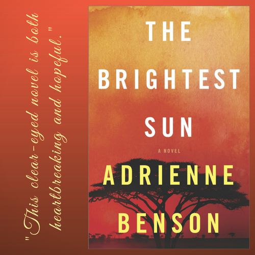 Adrienne Benson, author