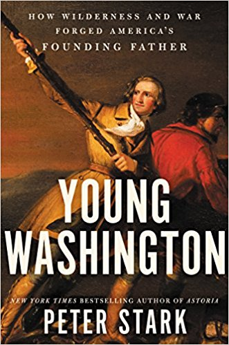 Young Washington Book Talk with author Peter Stark