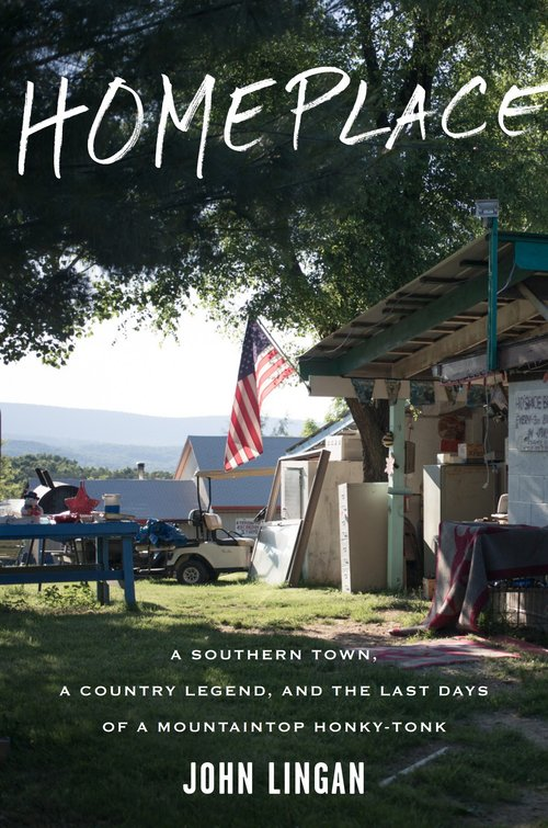 John Lingan author of Homeplace A Southern Town, a Country Legend, and the Last Days of a Mountaintop Honky-Tonk