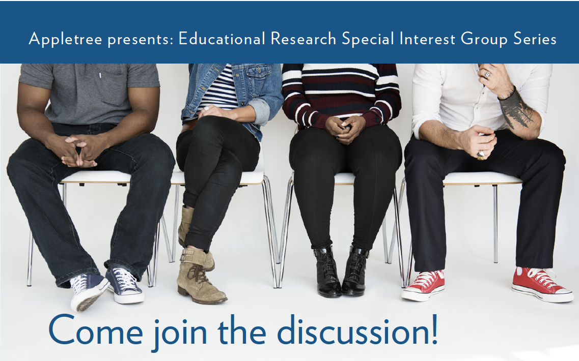 Educational Research Special Interest Group: Collect and Analyze Data