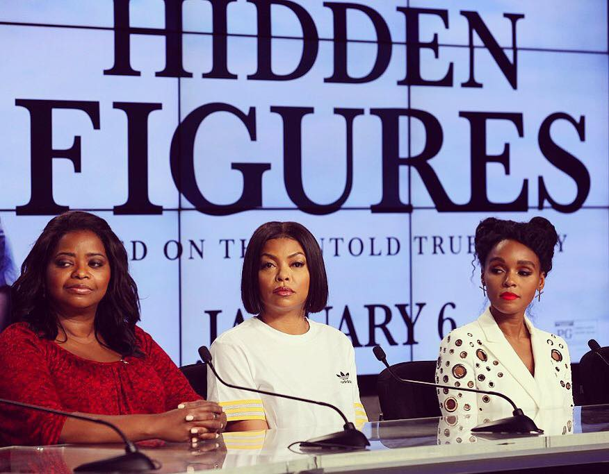 Hidden Figures: A Special Presentation and Discussion