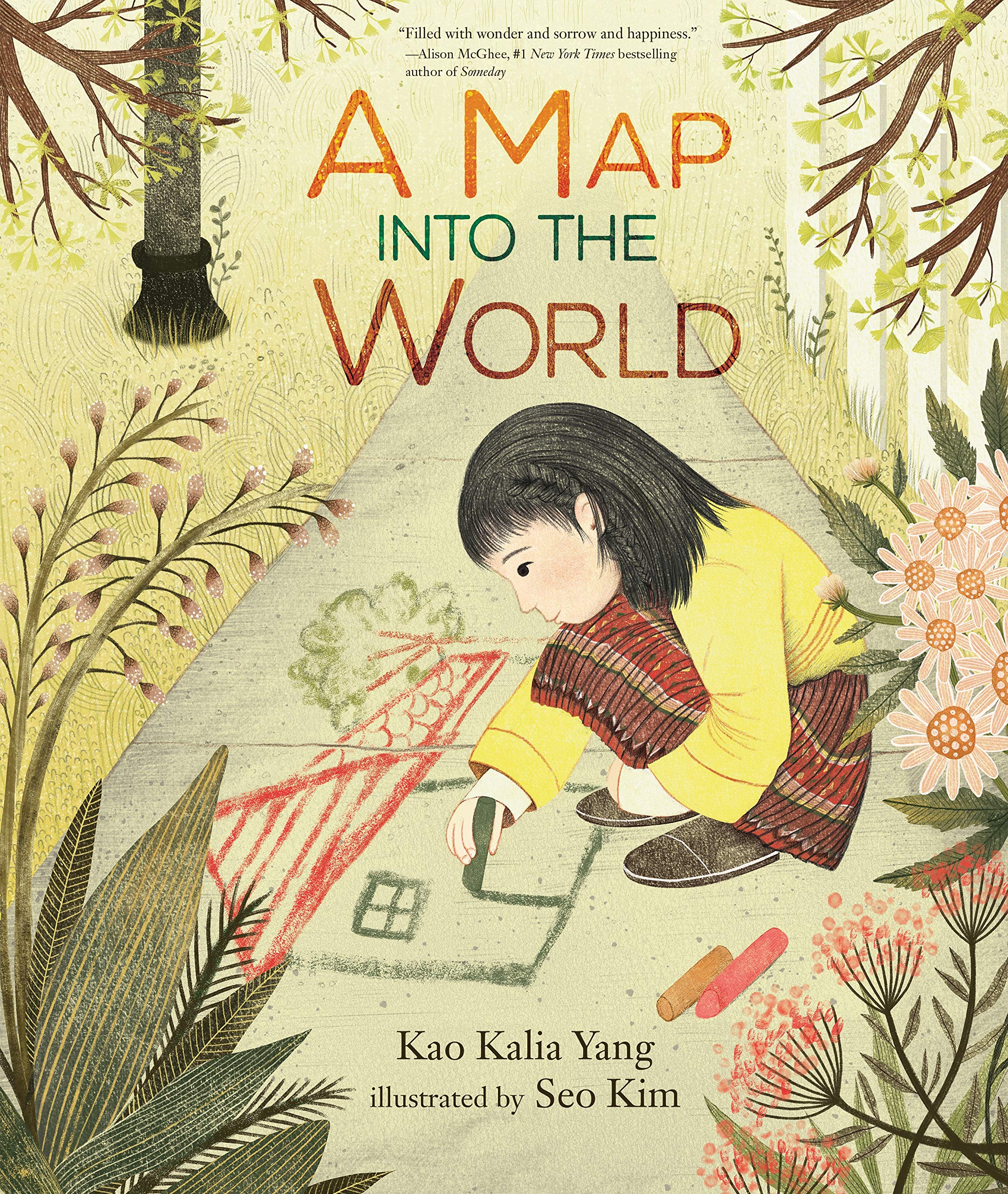 A Map Into the World: author and illustrator
