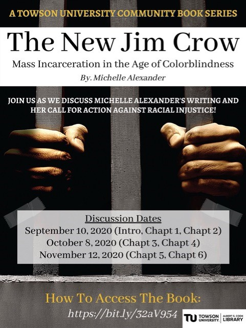 The New Jim Crow Community Book Series